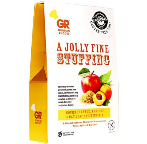 A Jolly Fine Gluten Free Gourmet Apple, Apricot & Bay Leaf Stuffing Mix 125g